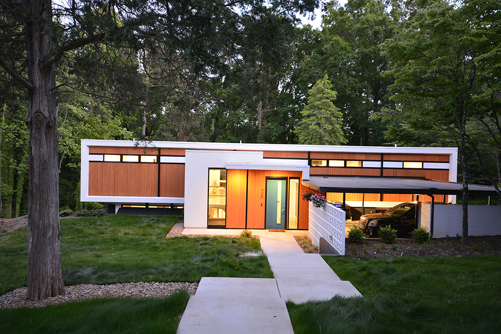 The Pine Valley Residence Gets Updated by Its New Homeowner + Architect