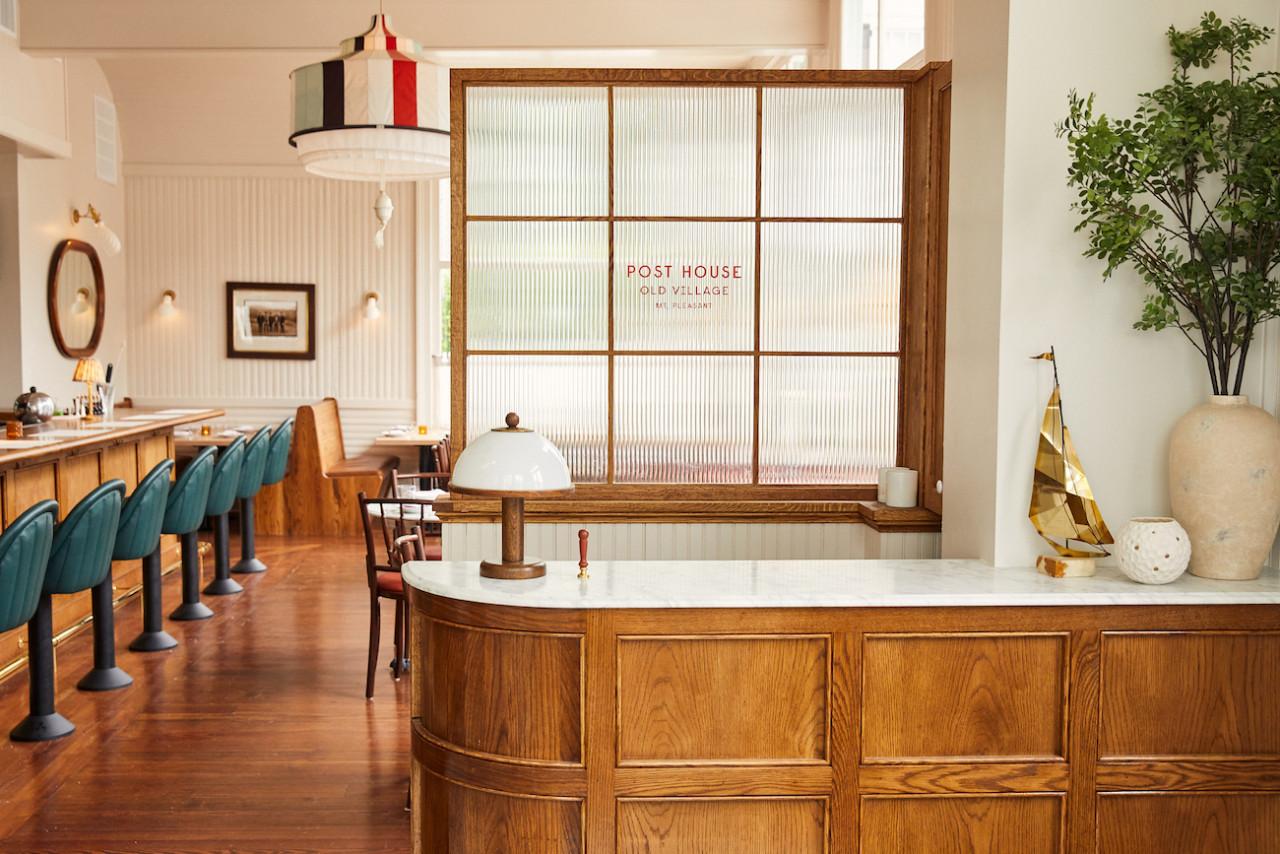 Post House Coastal Tavern + Inn by Basic Projects
