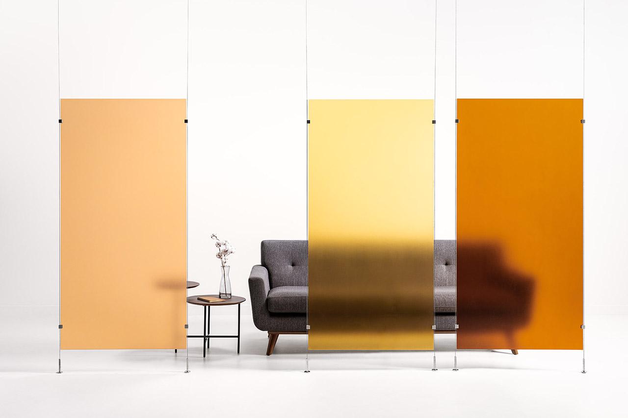 Earthy + Warm Neutrals Define 3form's 2021 Design Collection