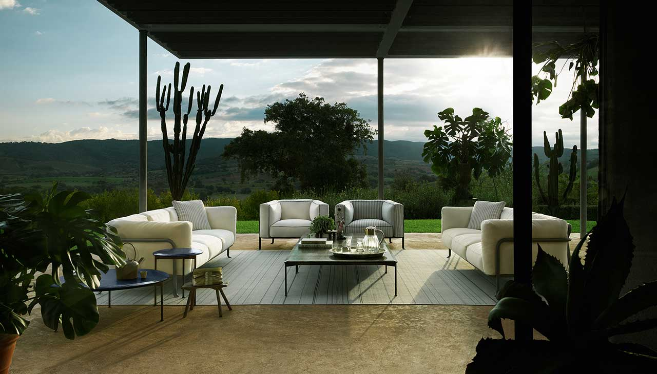Borea Is B&B Italia's Most Sustainable Outdoor Collection Yet