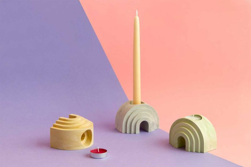 8 Modern Candle Holders To Brighten up Your Life