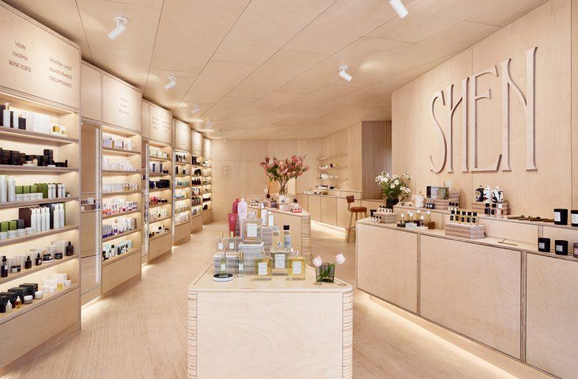 Shen Beauty Spa Retail Store