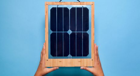 Small Biz Spotlight: Grouphug's Window Solar Charger Is Changing Renewable Energy