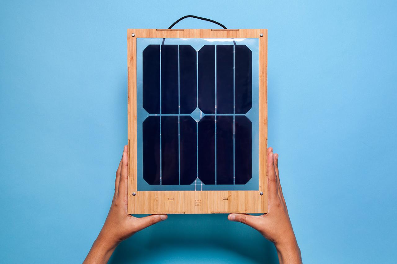 Small Biz Spotlight: Grouphug's Window Solar Charger Is Changing Renewable Energy