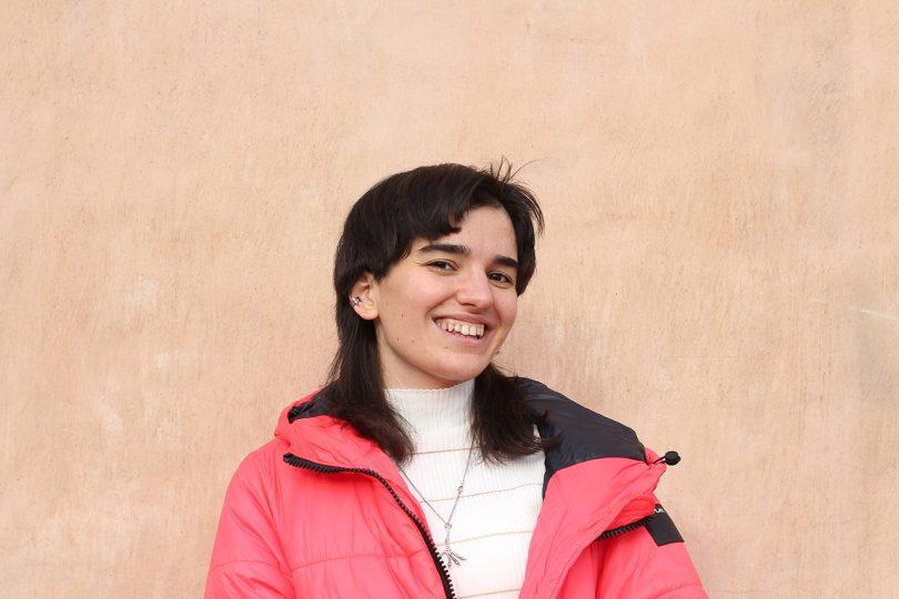 Alina Holovatiuk headshot