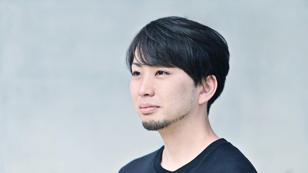 Kenji Abe headshot