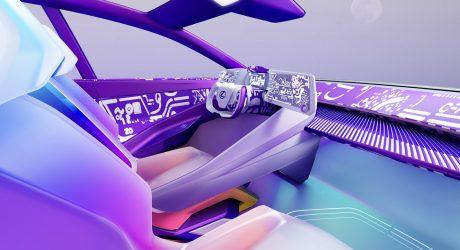 The Lexus LF-Z Electrified Interior as a Virtual Canvas