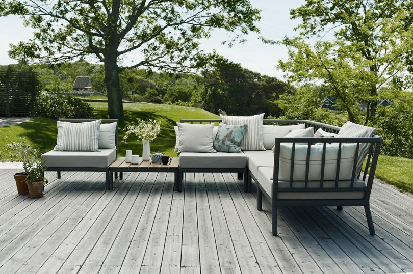 Design an Outdoor Solution That Suits You With Skagerak's Tradition Collection