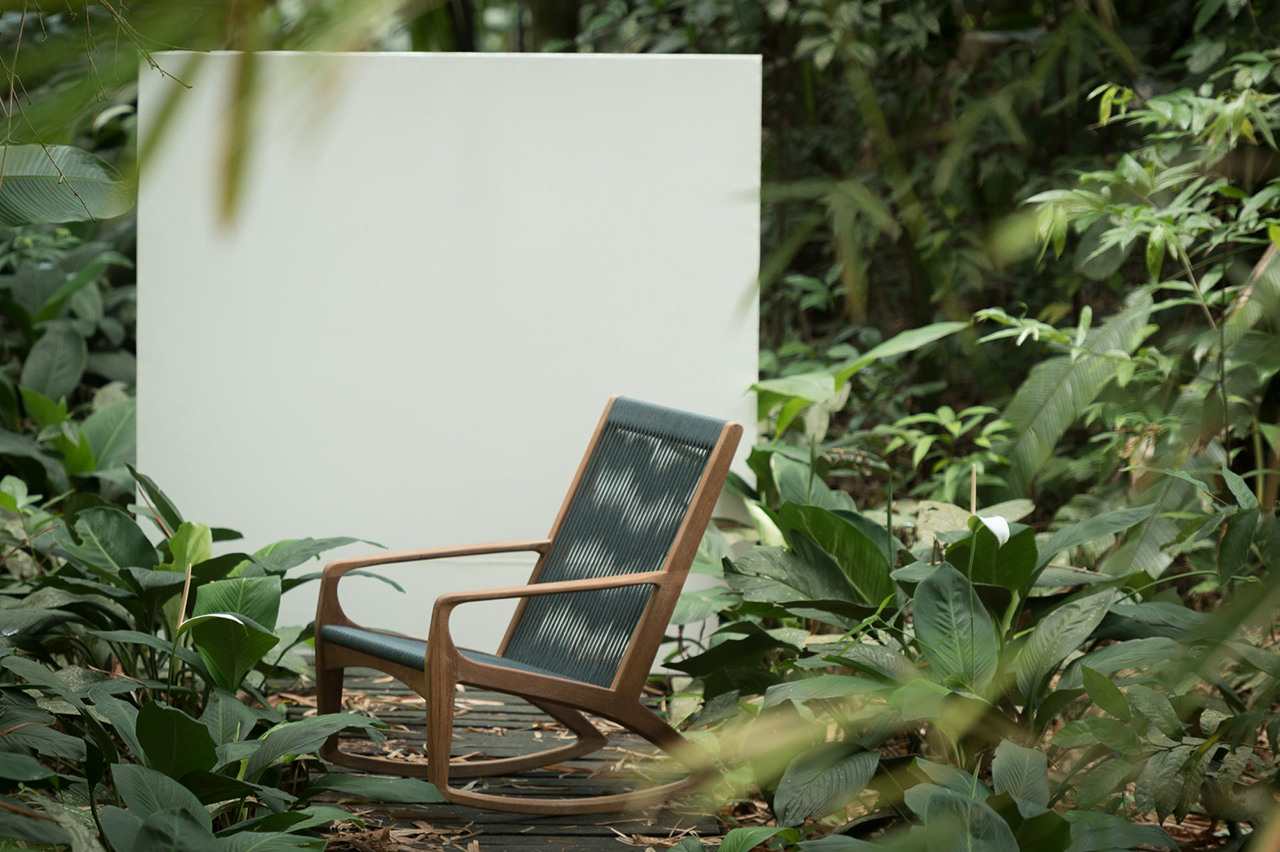 The Cumaru Outdoor Collection Is Sustainable Sophistication