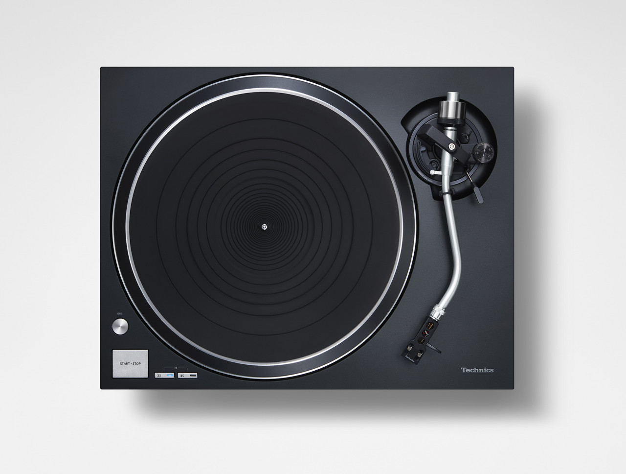Technics New Entry Level SL-100C Turntable Keeps Things Simple