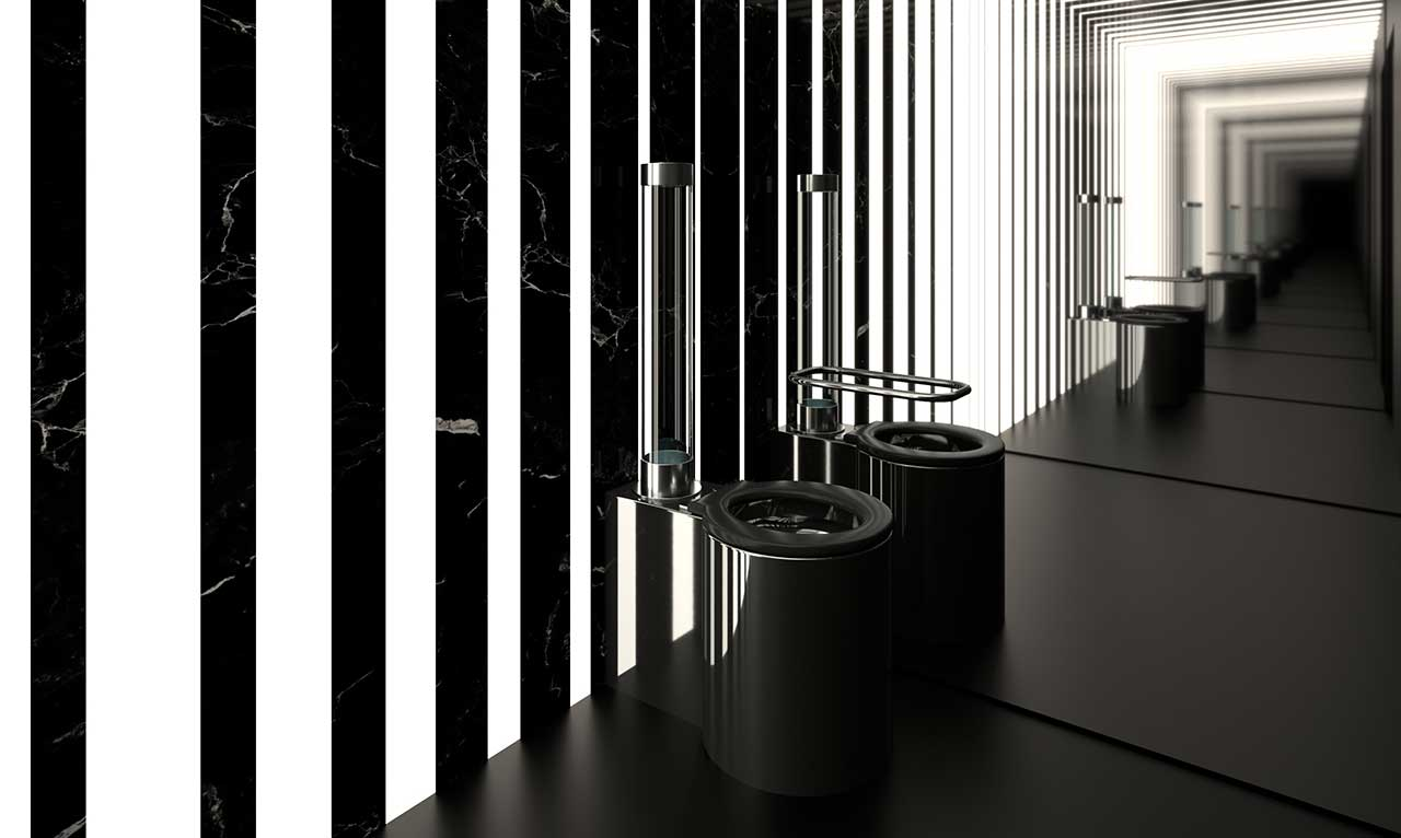 Trone Toilets Might Be the Coolest Toilets on the Planet