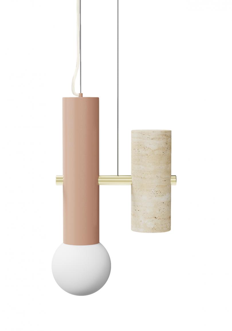 suspension lamp single