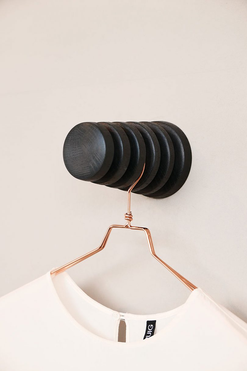 wall hook with hanger