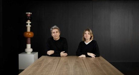 Where I Work: Leonardo and Marzia Dainelli of Dainelli Studio