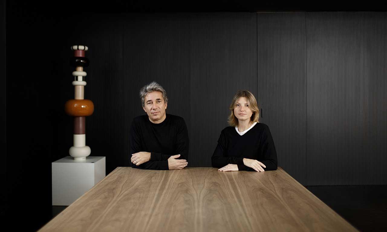 Where I Work: Leonardo and Marzia Dainelli of Dainelli Studio