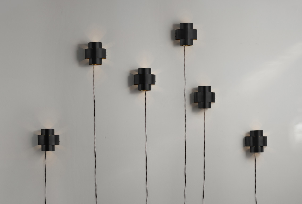 Paul Matter's New Lighting Collection Is A-PLUS in Design