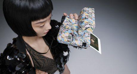 Instantly Fashionable FENDI x Vintage Polaroid Develops a Wavy New Design