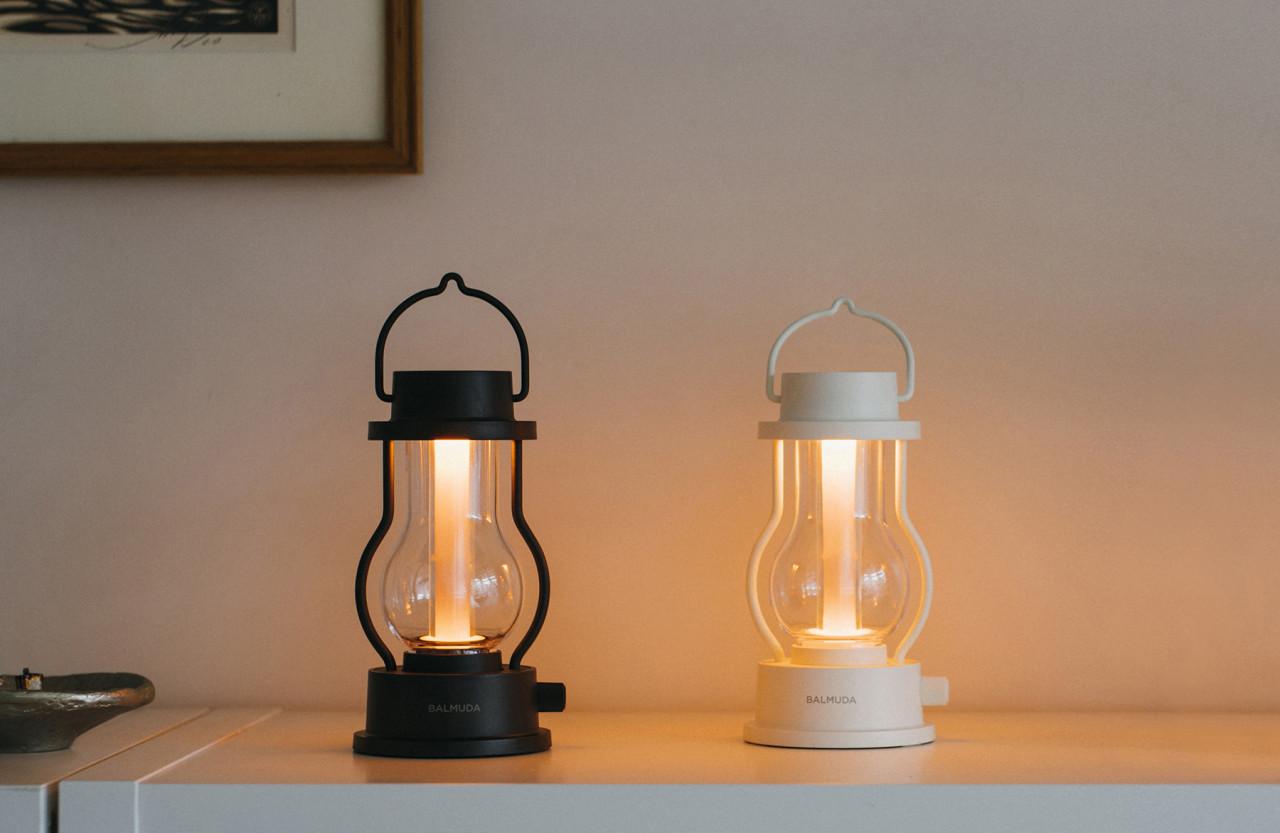 The Warm Illuminance of Balmuda The Lantern