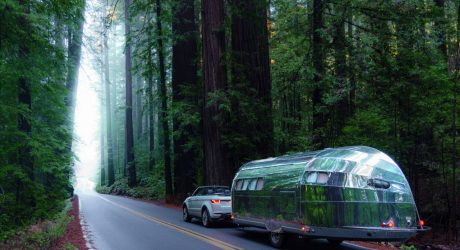 The Bowlus Returns as the Ultimate Road Trip and Live/Work Trailer