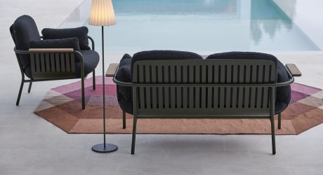 The Informal Elegance of the CAPA Outdoor Furniture Collection