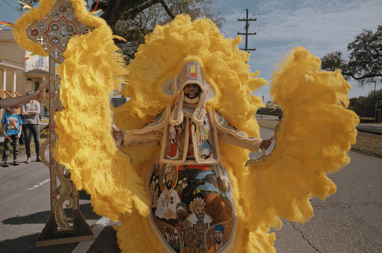 Big Chief Demond Melancon Is Rewriting the Definition of Contemporary Art Through Beads