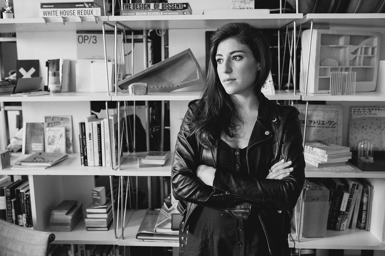 Arielle Assouline-Lichten headshot