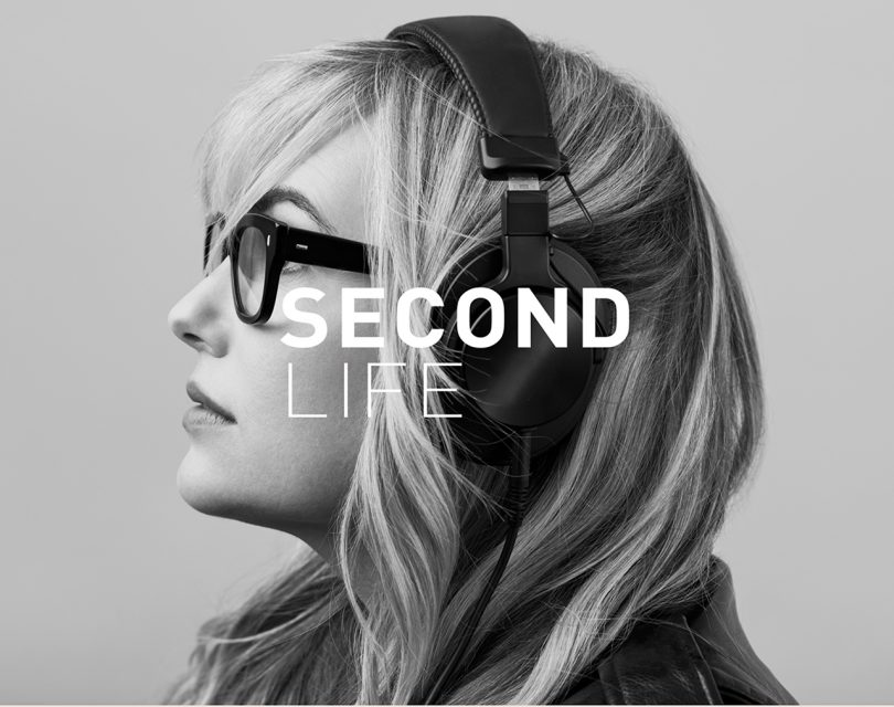 Second Life Podcast graphic