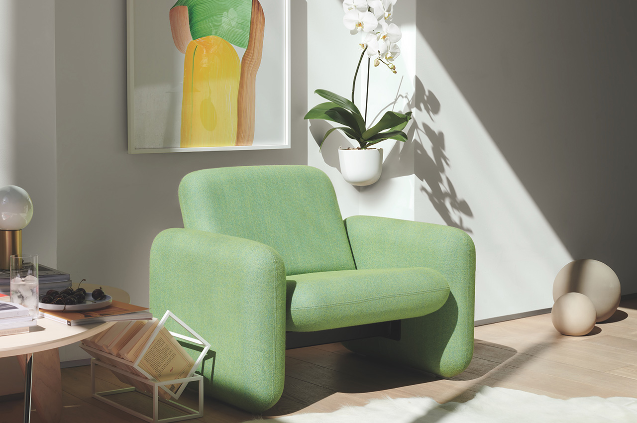 Welcome Back, Chiclet Modular Sofa!