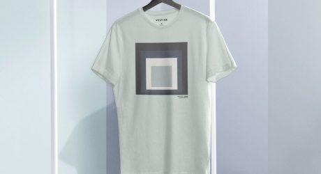 VESTIGE x Albers' <em>Homage To The Square</em> Graphic Tees