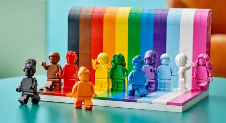 LEGO Celebrates Their Fans' Diversity With Everyone is Awesome