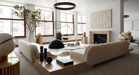 Lee Broom Transforms NYC Penthouse Into Sustainable Masterpiece