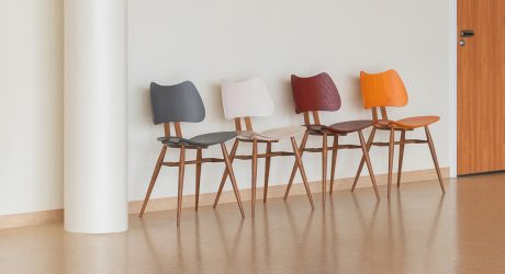 MODERN TONES Breathes Fresh Life Into L.Ercolani's Classic Furniture
