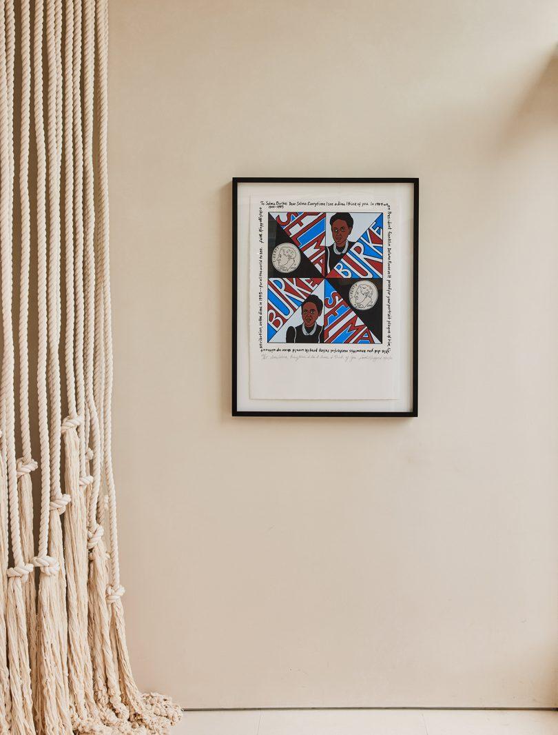 multimedia wall art