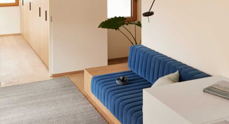 An Urban Loft Designed by Nina Mar A&D Encapsulates the Alpine Lifestyle