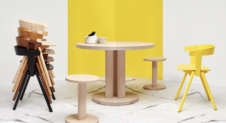 Oku Space Entirely Designs + Manufactures Its First Furniture Collection