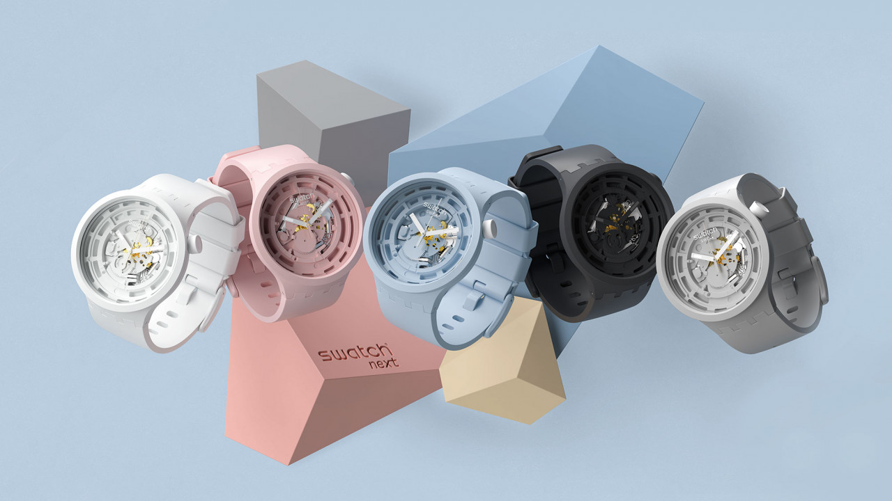 Swatch's Bold Move Toward a Post-Plastic Future With BIOCERAMIC
