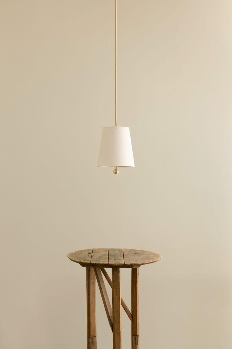 lighting in living space