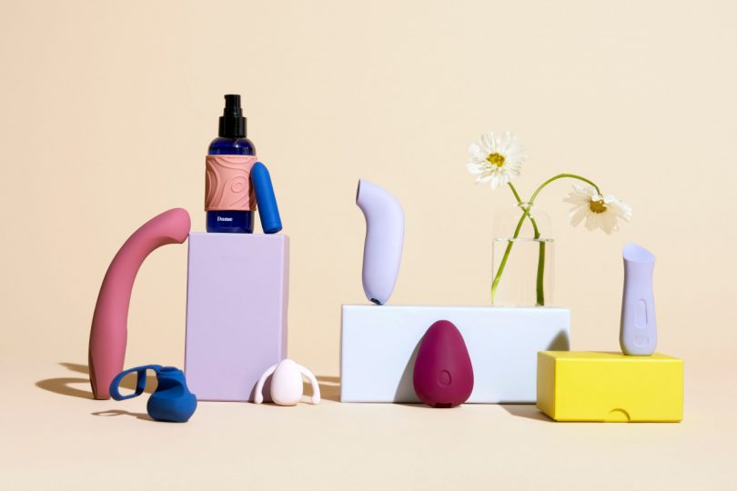 Practicing Your Pleasure With Dame's Modern Sex Toys + Accessories