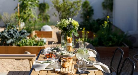 Summer Hosting: Create a Scandinavian-Style Space for Outdoor Entertaining