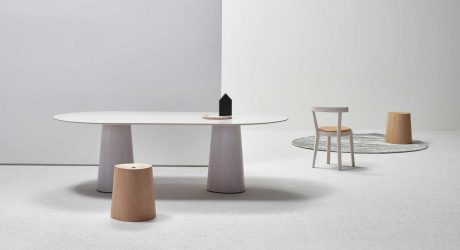 TON Brings a New Way To Look at Furniture With the P.O.V. Collection