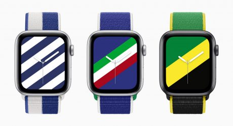 The Apple Watch International Collection Launches Ahead of the Summer Olympics