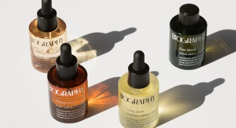 Biography Face Oils Create an Experience for Your Senses