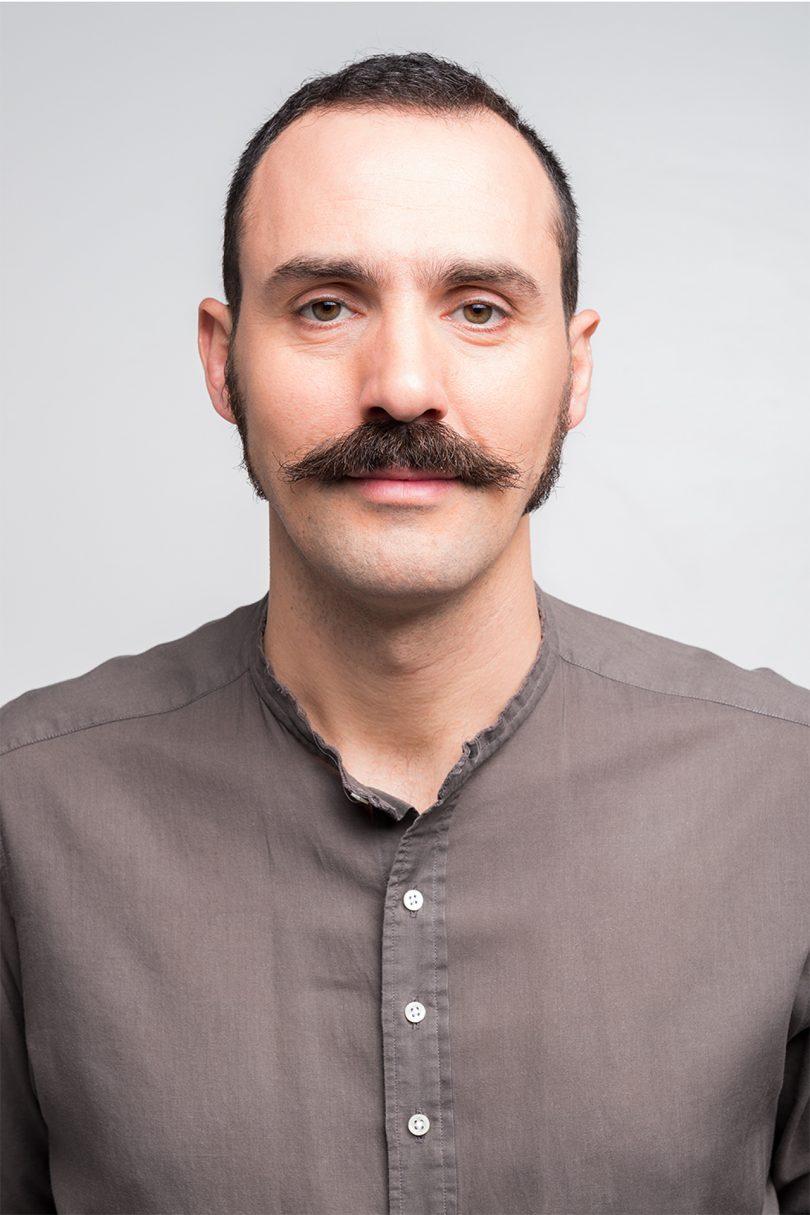 Antonio De Marco headshot