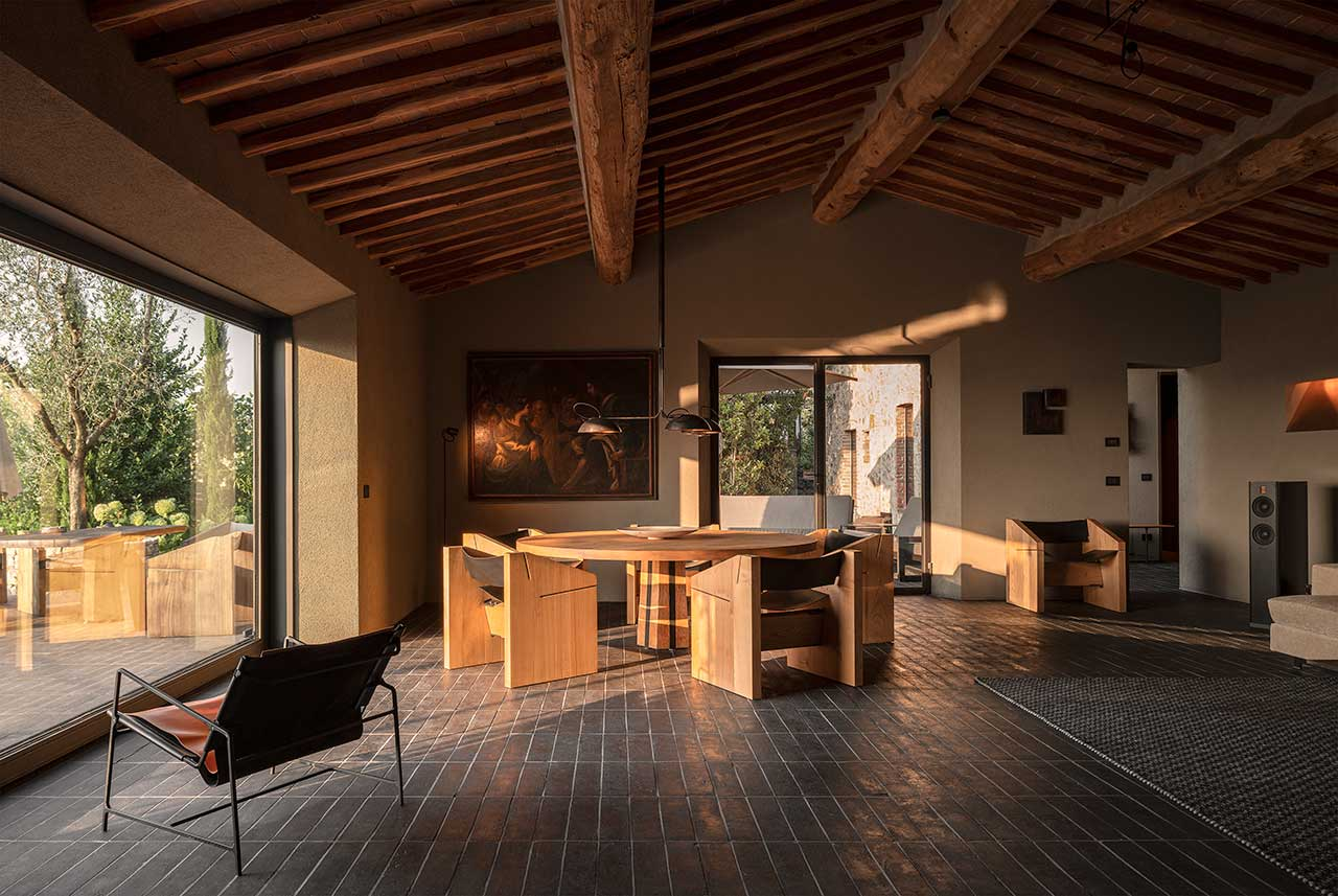 Escape to Tuscany to Casa Morelli on a Hill within the Chianti Area