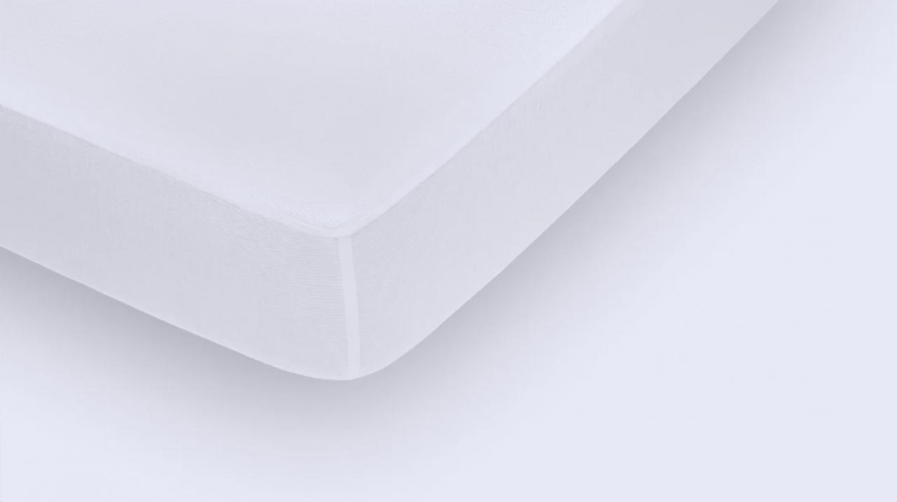corner of mattress