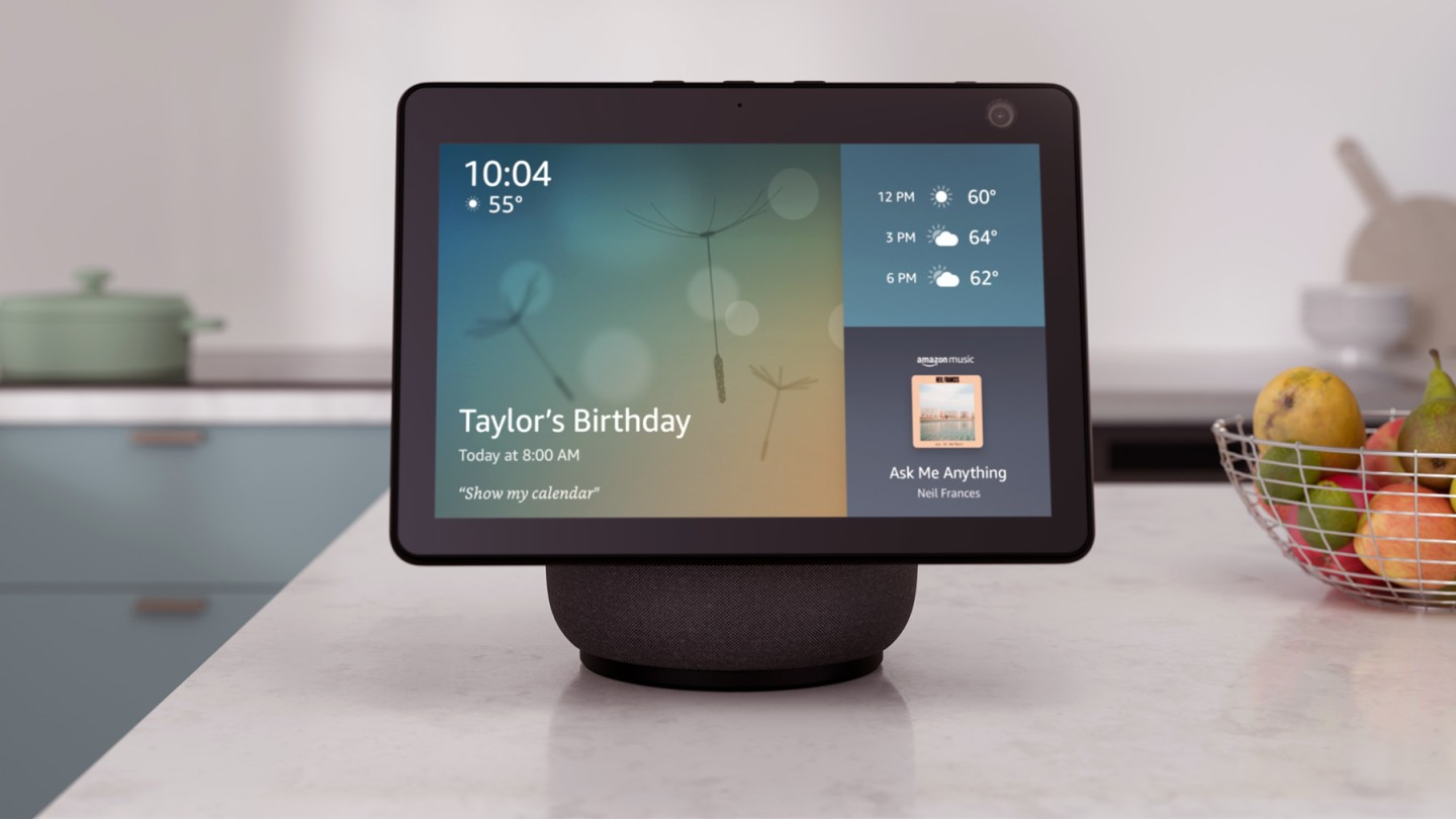 """Behind the """"Delightful"""" Motion Design of the Amazon Echo Show 10"""
