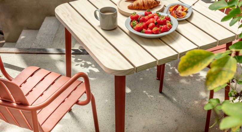 Very Good and Proper Turns Hemp Fiber + Recycled Plastic Into Outdoor Chairs