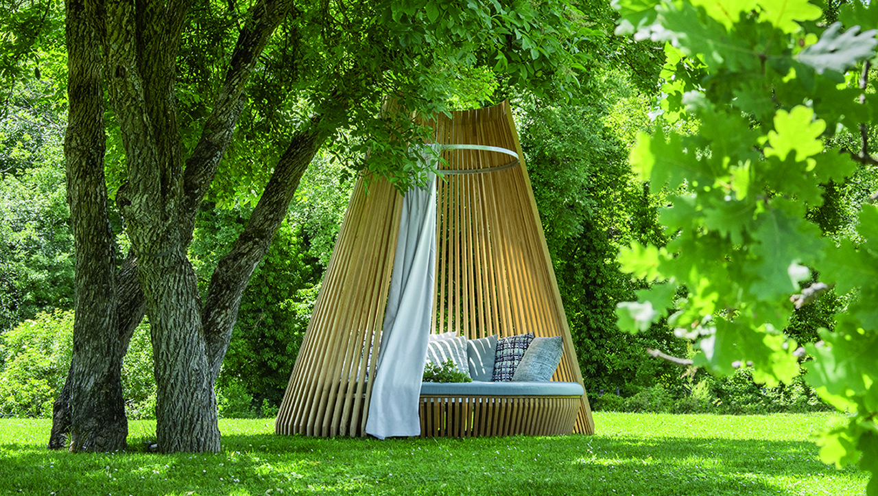 Hut: A Place for Rest, Pause + Meditation