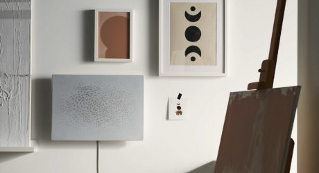 IKEA Wants You to Hang Up the SYMFONISK Speaker on the Wall Like a Piece of Art