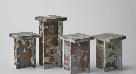 we+'s Link Project Works to Give Discarded Building Materials New Life